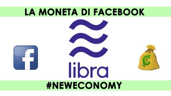 cryptovaluta di facebook, moneta virtuale